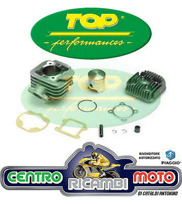 Gruppo Termico Top Performance Tpr Racing Alluminio Mbk Booster Ng 50 9921640