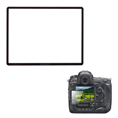 LARMOR GGS Self-Adhesive Optical Glass LCD Screen Protector for LEICA D-lux 6