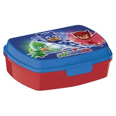 Boite à goûter Pyjamasques / lunch box PJ Masks