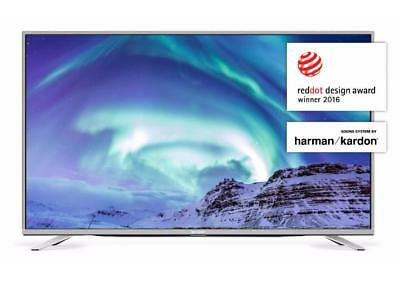 Sharp LC-55CUF8472ES Tv 55'' Led Ultra HD 4k Smart Tv Wi-fi Audio Harman Kardon