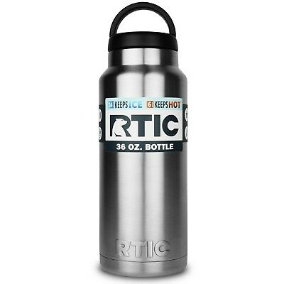 Rtic Stainless Steel Bottle ( 36oz )  Double Vacuum Insulated - CLEARANCE SALE!