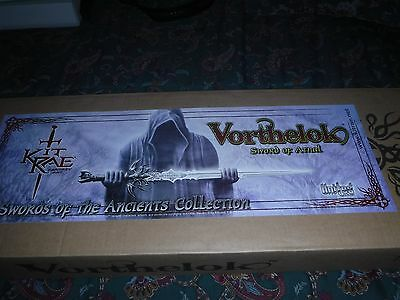 Kit Rae Vorthelok Sword of the Anchents Collection