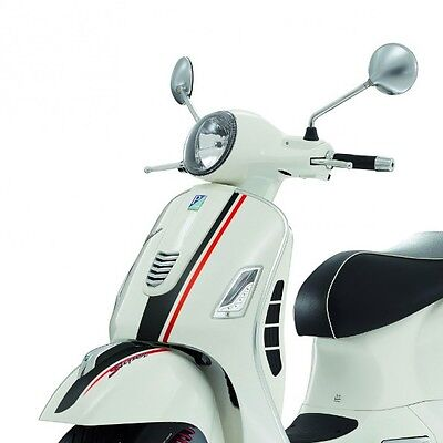 "Kit Grafiche ""Sport"" per Vespa GTS 125 150 300 Super Originale 606080M0001"