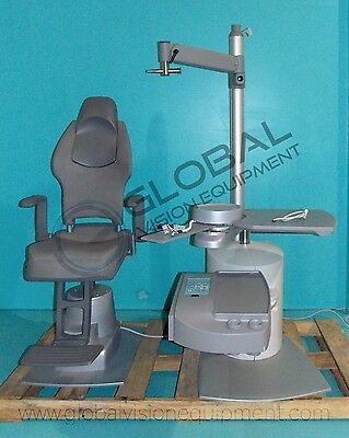 Riunoti Ophthalmogy Chair and Stand Unit Equipment / Motorized / Modern Version