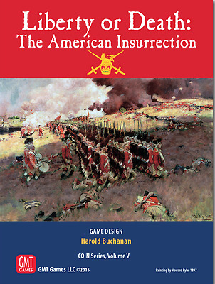 Liberty or Death - The American Insurrection, Reprint