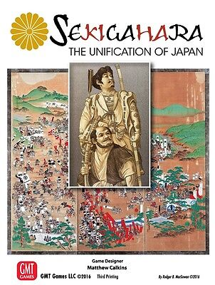 Sekigahara - The Unification of Japan, 3rd Printing