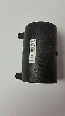 """Central Plastics Electrofusion 2"""" Coupling New"""