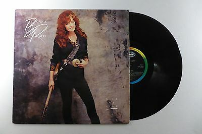 Bonnie Raitt - Nick Of Time (EST 2095  1989) Vinyl LP Record