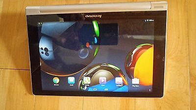 LENOVO YOGA 10 Tablet Model 60046 B8000-F FOR REPAIR - works but won't  charge
