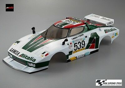 Killerbody 1:10 Karosserie Lancia Stratos (1977 Giro d'Italia), all-in KB48250