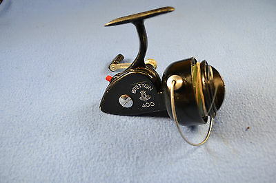 Vintage Bretton 400 Spinning Fishing Reel Made in France