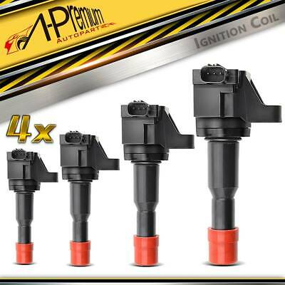 4xA-Premium Ignition Coil for Honda Jazz II 2002-2008 GD L15A 4Cyl 1.5L CM11-110