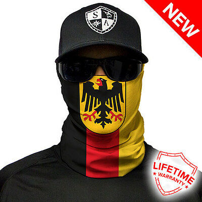 """German Flag"" Faceshield von SA Company"