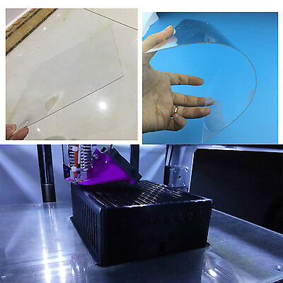 Strong Sticky Piece Build Bed  Printing Surface for 3D Printer DIY accessories A