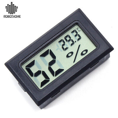 FY-11 Square Embedded Probe Digital Temperature Humidity Meter Thermo Hygrometer
