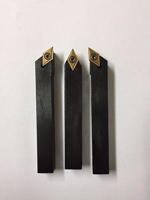 *SPECIAL* 16mm Turning & Facing Lathe Tooling Set British Made Quality Tools