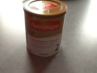 Nutramigen Lipil 2 hypoallergenic formula x 1 Tin New And Sealed