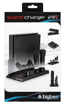 Playstation Move Base Di Ricarica Stand Charger Ps3 Slim