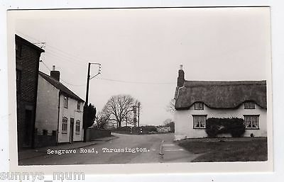 Leicestershire, Thrussington, Seagrave Road, Rp