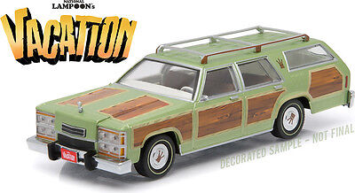 GREENLIGHT National Lampoons Vacation Wagon Queen 86451 1:43 SCALE DIECAST MODEL