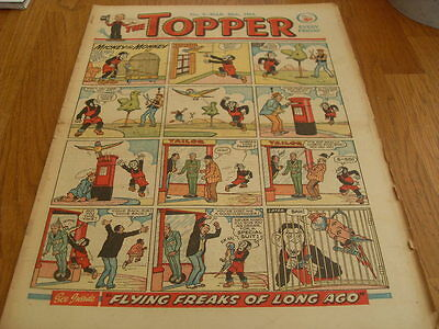 The Topper Issue No 8 March 28Th 1953