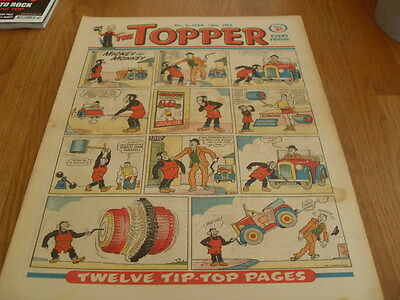 The Topper Issue No 6 March 14Th 1953