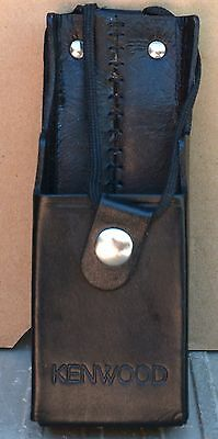 Kenwood Leather Belt Case
