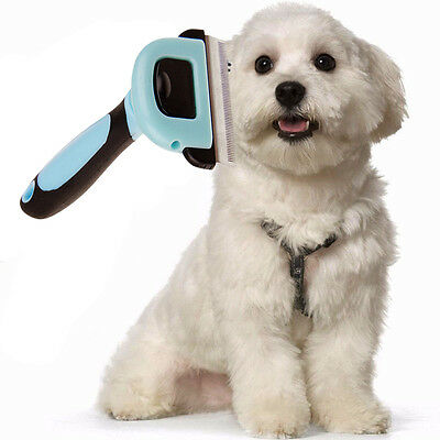 Pet Hair Vac Vacuum Removal Suction For Dog Cat Grooming Vacuum Clean Fur