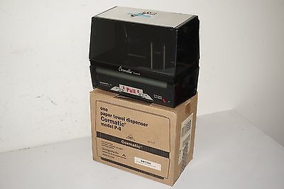Georgia-Pacific P-8 Beige Cormatic Paper Towel Dispenser Nib