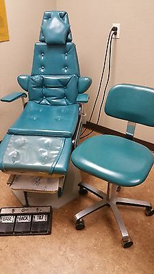 Podiatry Chair :Boyd PD333 Powered Programmable Procedure Chair and Stool