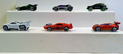 Hot Wheels McDonalds Happy Meal Cars. 2005 AcceleRacers.  Loose