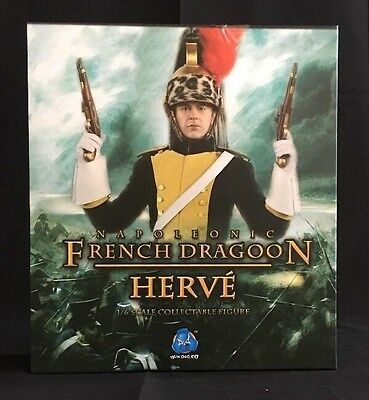 DRAGON IN DREAMS DID 1//6 SCALE NAPOLEONIC FRENCH TROUSERS from HERVE DRAGOON