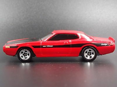 1974 Dodge Charger Rare 1/64 Limited Collectible Diorama Diecast Model Car