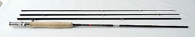 "**New** Leeda Dragonfly II, 9'6""  AFTM 5/7, 4 Piece Fly Rod"