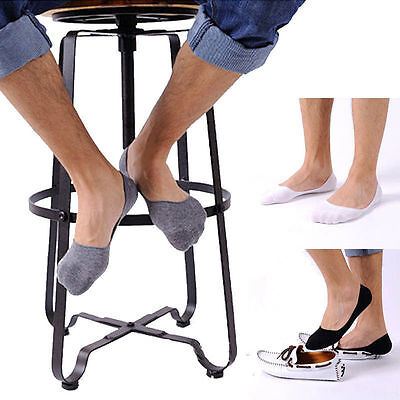 12 pairs of Mens Women Invisible Trainer Liner Socks No Show Secret Footsies UK
