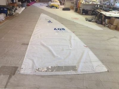"Main Sail for J 22 in Excellent condition.  24' 5"" Luff Includes RBS battens"