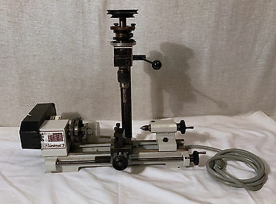 Emco Unimat 3 Lathe and Milling & Drill Press Machine
