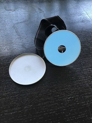 Vintage Mirror Reflector Medical Doctor Examination