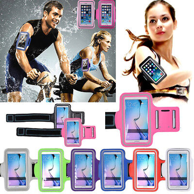 Runing Sport Gym Armband Arm Belt Holders Case For Samsung S8 Plus S7 Note 5/4/3