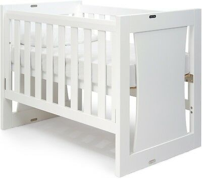 Growtime Rollover Cot - Convertable Cot and Junior Bed