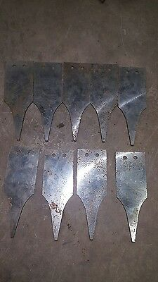 ~ Steelcraft Tool Co. USA High Speed Stee Tubingl Cut-Off Blades 2027-025,.10/00