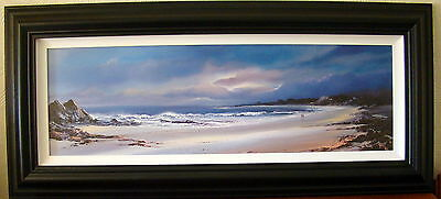 Philip Gray Signed Ltd.edition print.Memories.Framed.Excellent.