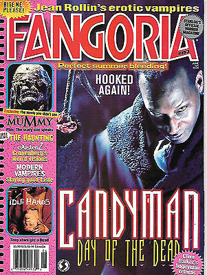 Fangoria #183 (1999, 84 pages, full colour) good as new