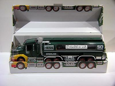 2014 Hess Toy Truck Tanker 50th Anniversary Collector's Edition