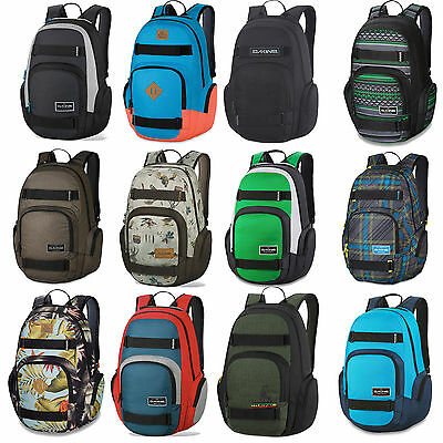 Dakine ATLAS Skateboard pack Backpack/ Bag/ College Rucksack/ 25L  - 08130004