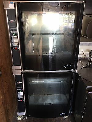 Alto-Shaam AR-7E Double Stack Rotisserie Ovens