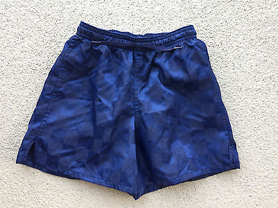 Umbro - Youth Girls or Boys Soccer Athletic Shorts - Size XS - Navy