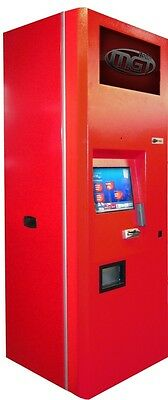 DVD Rental Kiosk MGTItalia, rental box, rental machine FREE CONTINENTAL SHIPING