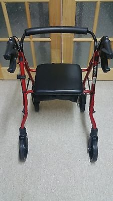 LIKE NEW WALKER. barely used (indoor only for 2 weeks) MARKHAM