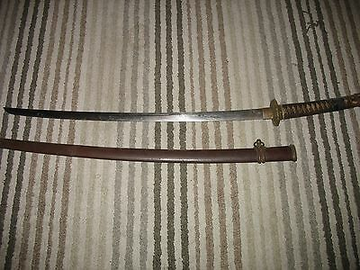 Very ancient Samourai Sword